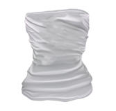 Solid White - Neck Gaiter